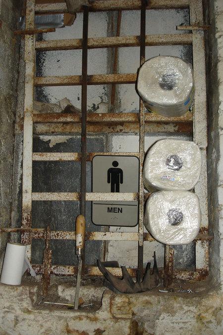 Bathroomwall