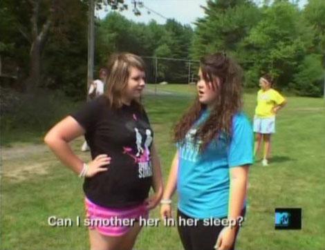 Me, please fat camp teen girl doubt. consider