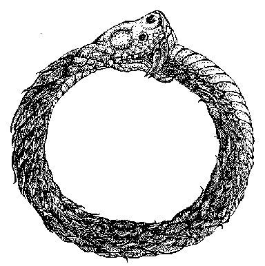 Snakeeatsself