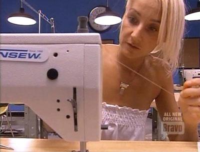 Uli_sewing